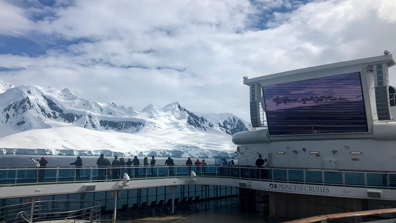 Neumayer Channel, Gerlache Strait, Antarctica.